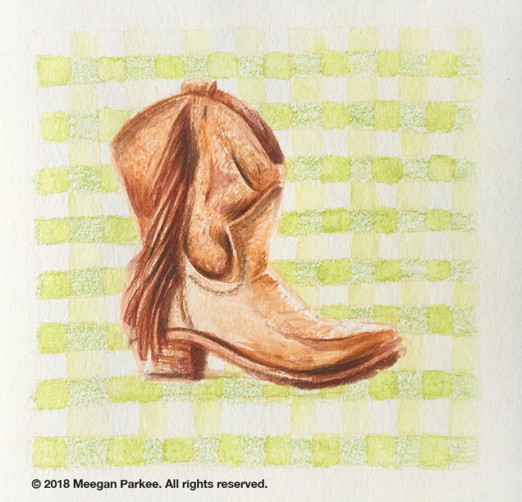Day1_Cowboy_boot_finished